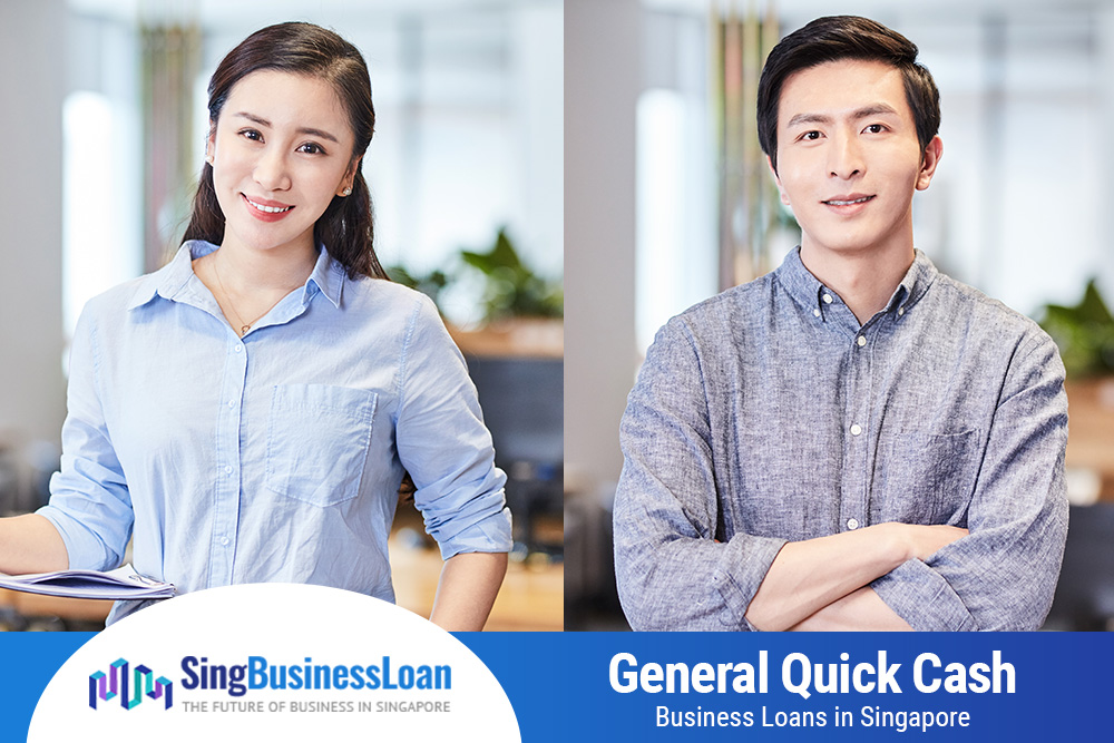 General Quick Cash Business Loans in Singapore