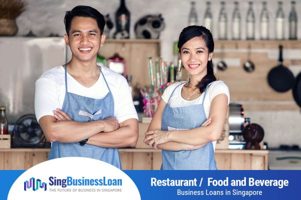 Restaurant / Food and Beverage Business Loans in Singapore