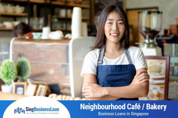 Neighbourhood Café / Bakery Business Loan