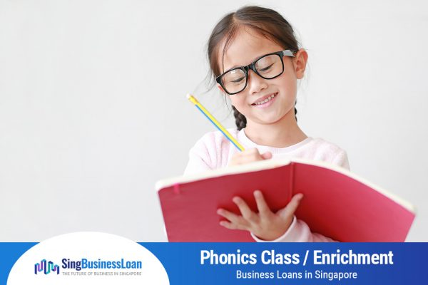 Phonics Class / Enrichment Business Loans