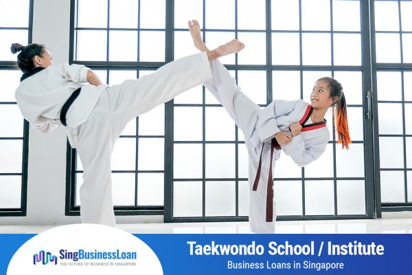 Taekwondo-School-Institute-Business-Loans